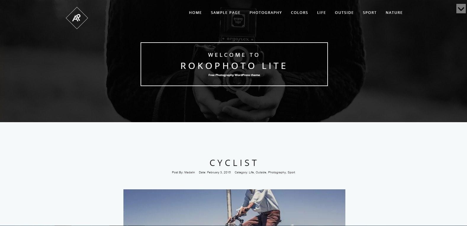 8 fashion tema za tvoj blog RokoPhoto Lite