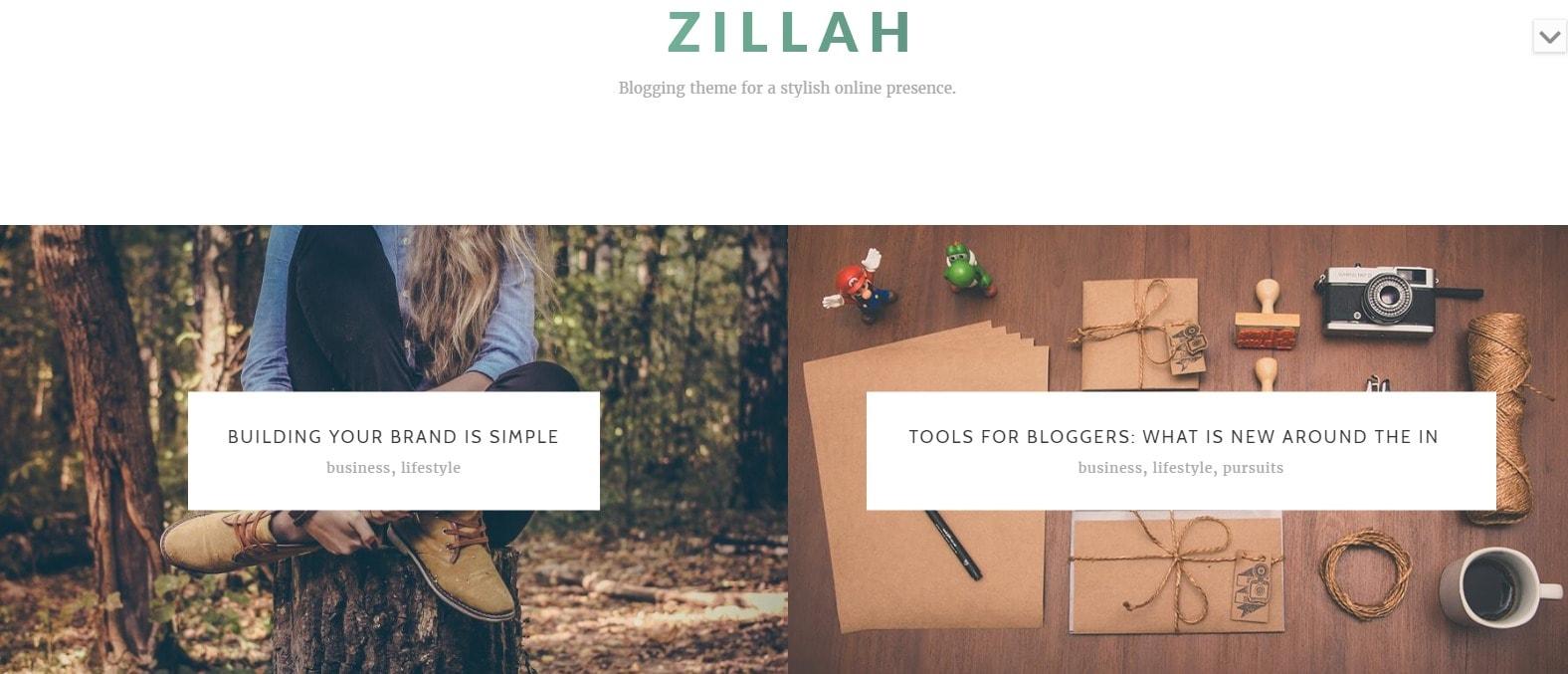 8 fashion tema za tvoj blog Zillah