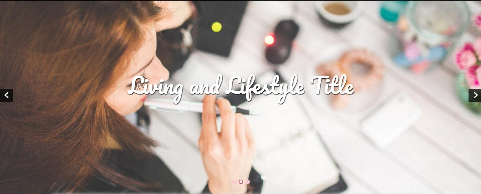 8 fashion tema za tvoj blog Girlie lite