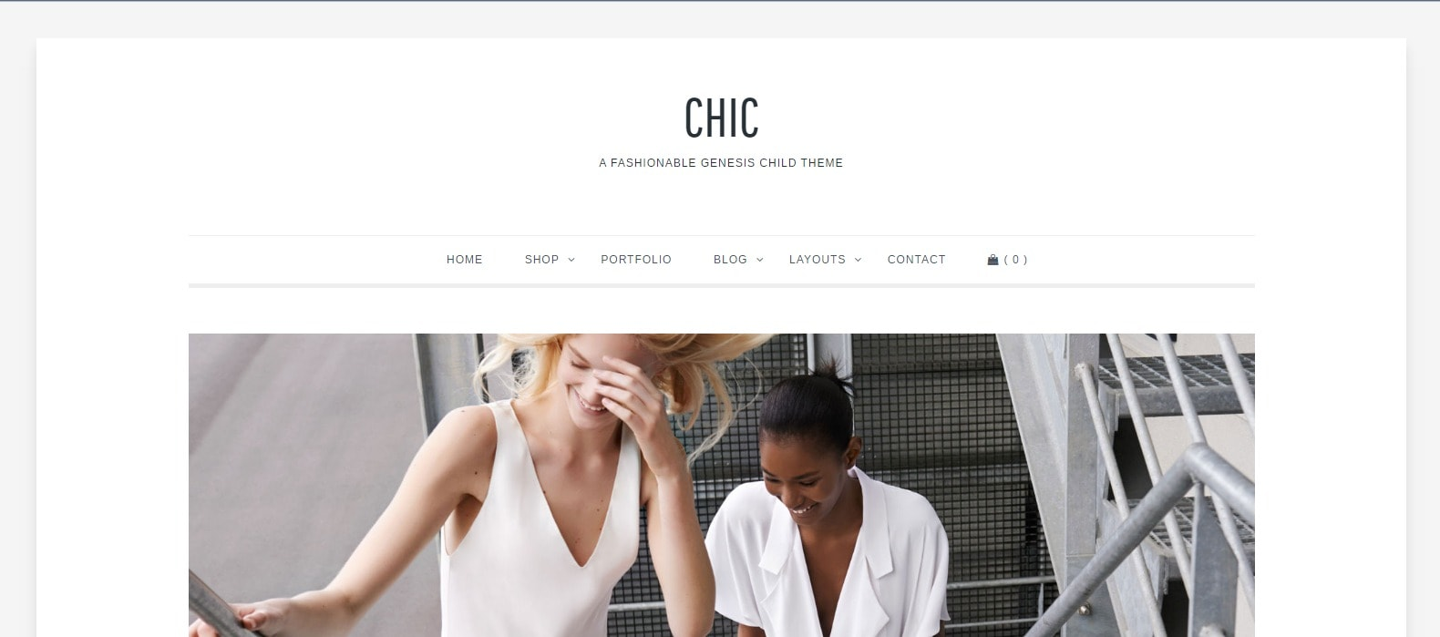8 fashion tema za tvoj blog Chic