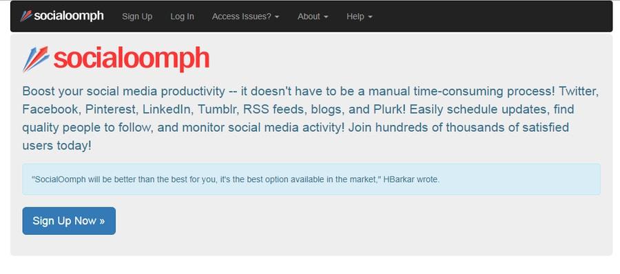 Socialoomph-alati za vođenje društvenih mreža-ženski poslovni kutak