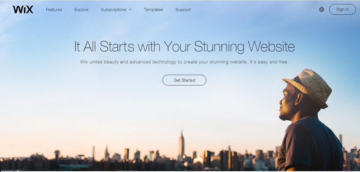 wix-ženski poslovni kutak